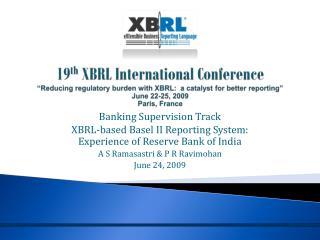 Banking Supervision Track