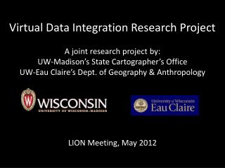 Virtual Data Integration Research Project