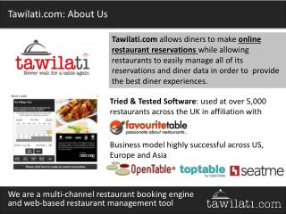 Tawilati : About Us