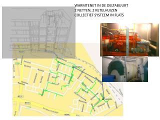 WARMTENET IN DE DELTABUURT 2 NETTEN, 2 KETELHUIZEN COLLECTIEF SYSTEEM IN FLATS