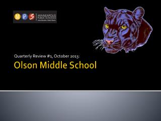 Olson  Middle School
