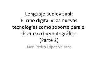 Juan Pedro López Velasco