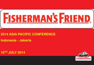 2014  ASIA PACIFIC CONFERENCE Indonesia - Jakarta 10 TH JULY  2014