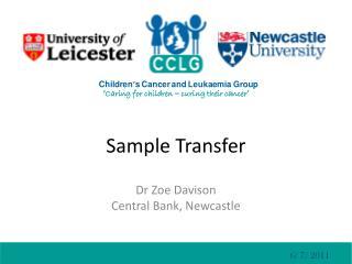 Sample Transfer