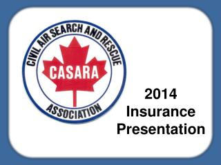2014  Insurance  Presentation