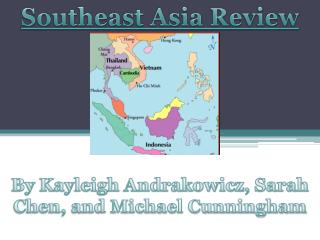Southeast Asia Review