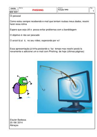 Arquivo Função TIPO