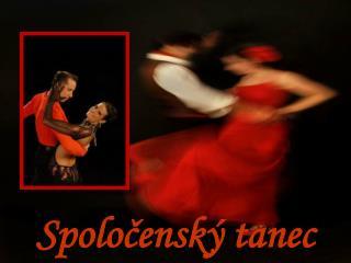 Spolo čenský tanec