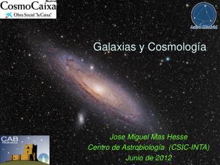 Galaxias y Cosmología