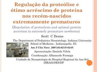 Scott  C Denne