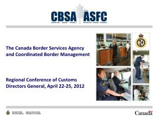 Coordinated Border Management