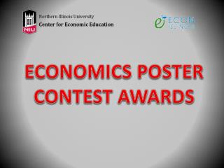 ECONOMICS POSTER CONTEST AWARDS