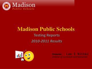 Madison Public Schools