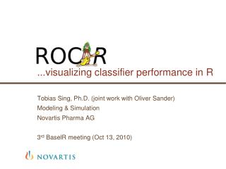 ...visualizing classifier performance in R