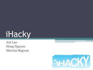 iHacky