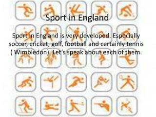 Sport in England