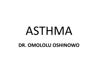 Exercise Induce Asthma
