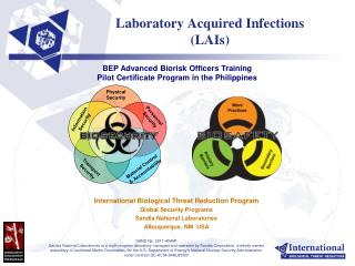 Laboratory Acquired Infections (LAIs)