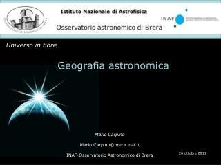 Istituto Nazionale di Astrofisica