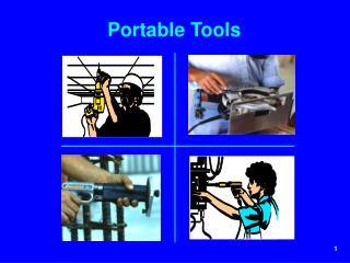 Portable Tools