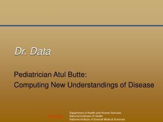Dr. Data