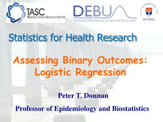 Assessing Binary Outcomes: Logistic Regression