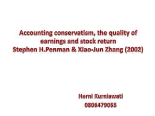 Herni Kurniawati 0806479055