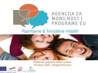 Razmjene & Inicijative mladih
