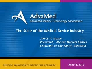 The State of the Medical Device Industry