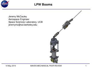 LPW Booms