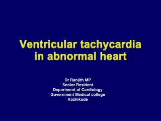 Cardiac Electrophysiology Electrocardiogram   Part II