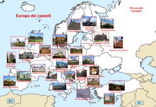 Europa dei castelli
