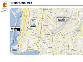 Parcours Archi-Med