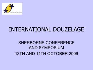 INTERNATIONAL DOUZELAGE
