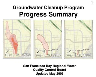 San Francisco Bay Regional Water Quality Control Board Updated May 2003