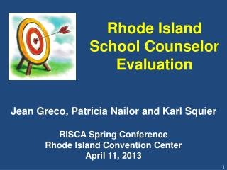 Rhode Island School Counselor Evaluation