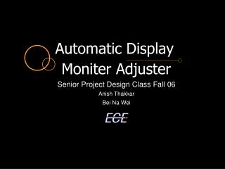 Automatic Display