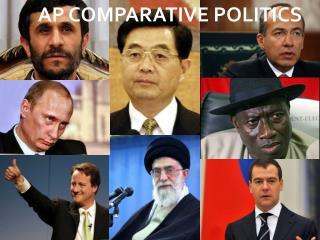 AP Comparative Politics