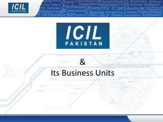 & Its Business Units