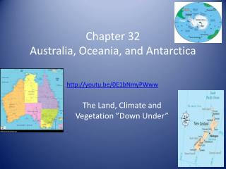 Chapter 32 Australia, Oceania, and Antarctica