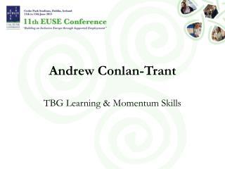 Andrew Conlan-Trant