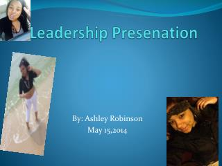 Leadership  Presenation
