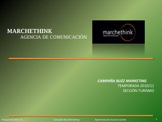 MARCHETHINK AGENCIA DE COMUNICACIÓN
