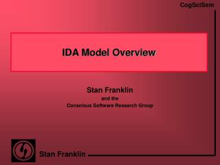 IDA Model Overview