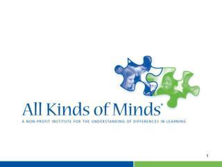 The Neurodevelopmental Constructs