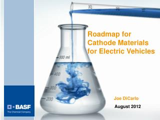 Roadmap for Cathode Materials for Electric Vehicles
