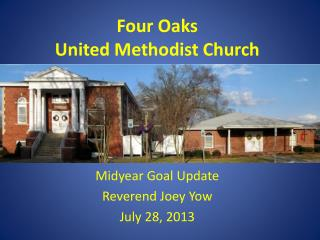 Four Oaks  United Methodist Church