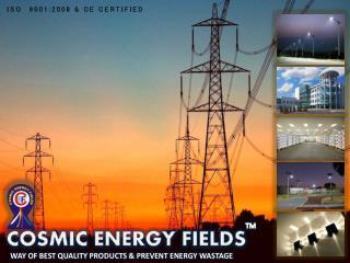 COSMIC ENERGY FIELDS