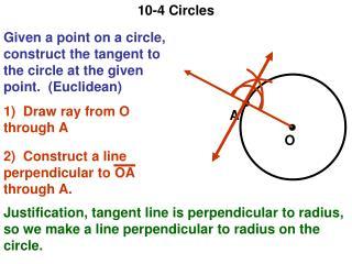10-4 Circles