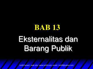 BAB 13